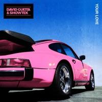 Your Love! - DAVID GUETTA-SHOWTEK