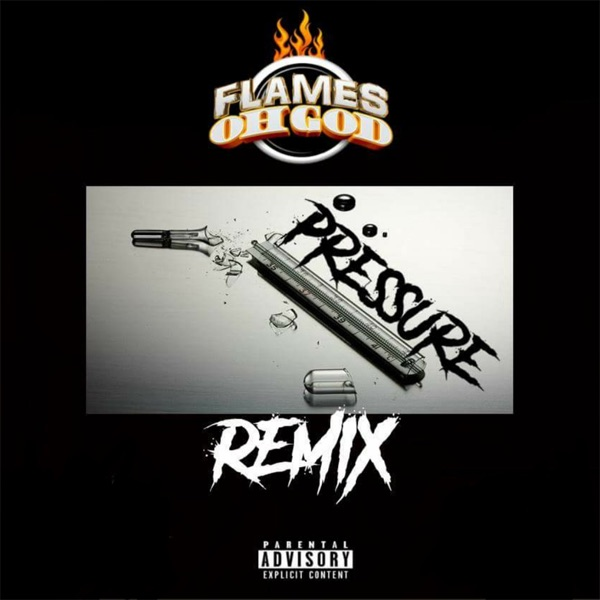 The Pressure (feat. Yo Gotti & KB the Goddess) [Remix] - Single