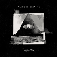 Alice In Chains - Never Fade artwork