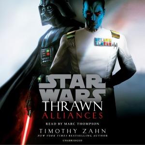 Thrawn: Alliances (Star Wars) (Unabridged) - Timothy Zahn audiobook, mp3