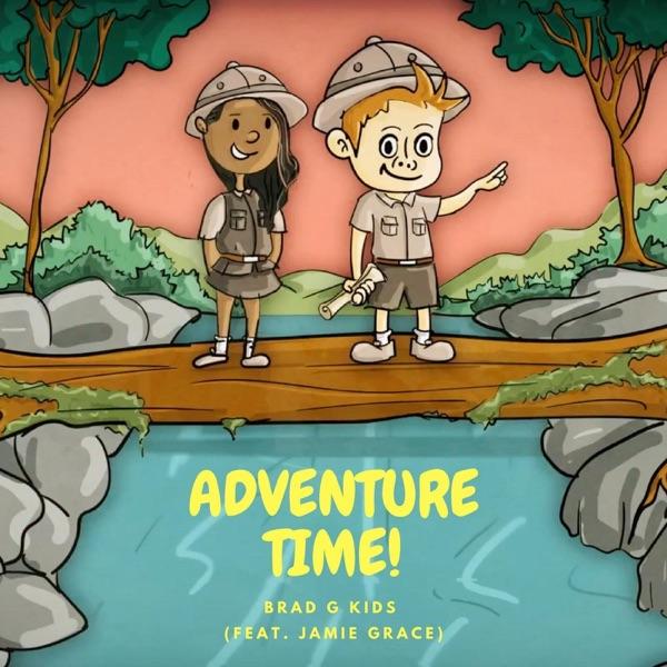 Adventure Time (feat. Jamie Grace) - Single