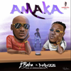 2Baba - Amaka (feat. Peruzzi) artwork