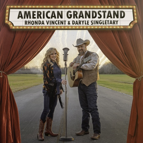 Rhonda Vincent & Daryle Singletary - One