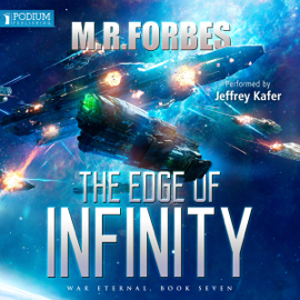 The Edge of Infinity: War Eternal, Book 7 (Unabridged) audiobook