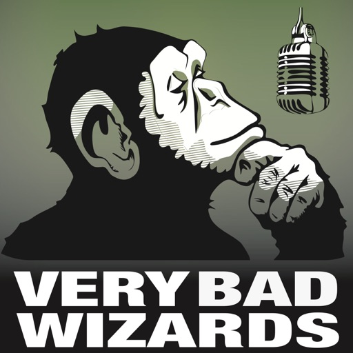 Cover image of Very Bad Wizards