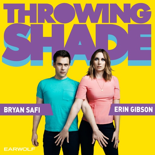Cover image of Throwing Shade