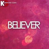 Believer (Karaoke) - Chart Topping Karaoke