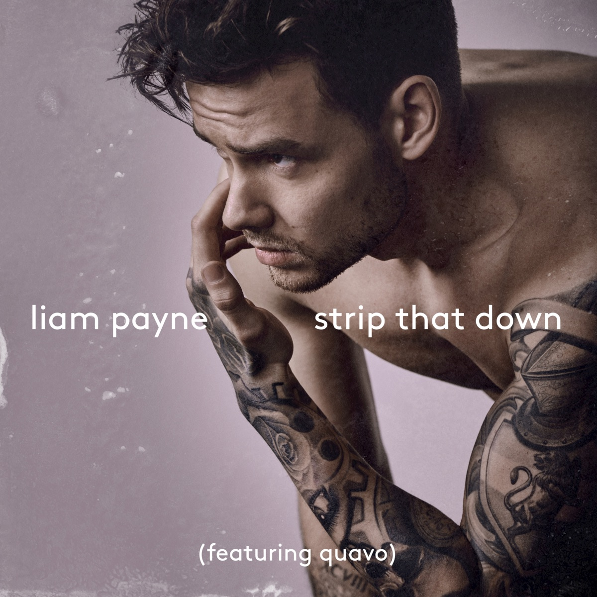 Strip That Down feat Quavo - Single Liam Payne CD cover