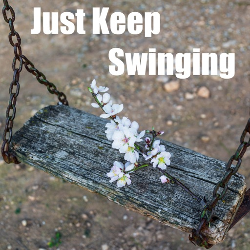 Cover image of Just Keep Swinging