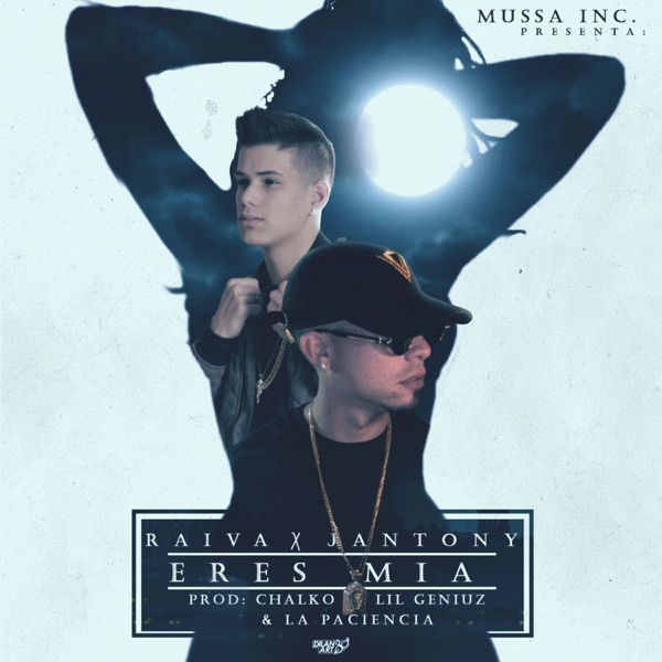 Eres Mia (feat. Jantony) - Single