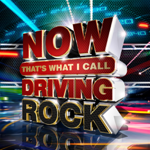 Various Artists - NOW That's What I Call Driving Rock