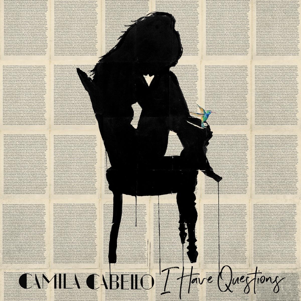 I Have Questions - Single Camila Cabello CD cover