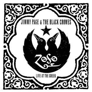 Live at the Greek – Jimmy Page & The Black Crowes