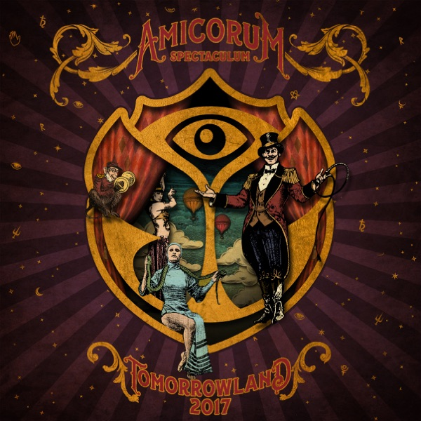 Tomorrowland 2017: Amicorum Spectaculum [iTunes Plus AAC M4A]