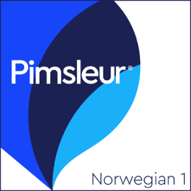 Pimsleur Norwegian Level 1: Learn to Speak and Understand Norwegian with Pimsleur Language Programs audiobook