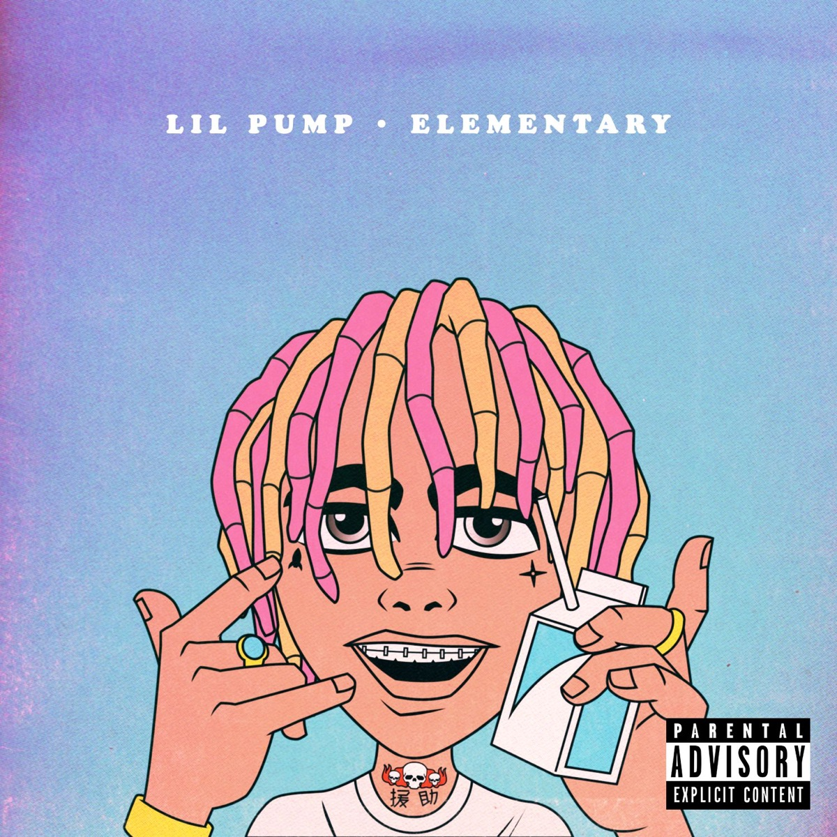 Elementary - Single Lil Pump CD cover