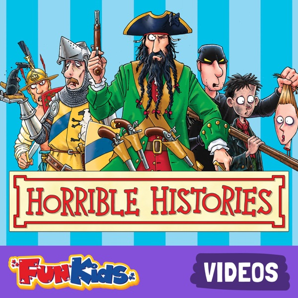 Horrible Histories on Fun Kids