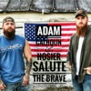 Salute the Brave - Single, Hosier & Adam Calhoun