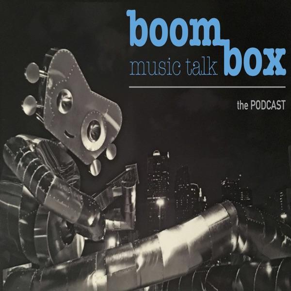 boombox music talk