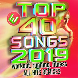Top 40 Songs 2019 Workout, Running , Fitness All Hits Remixes by Worfi
