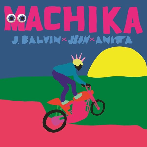 Cover art for Machika