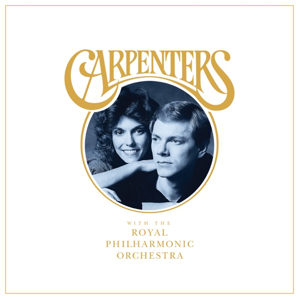 Carpenters with The Royal Philharmonic Orchestra album image