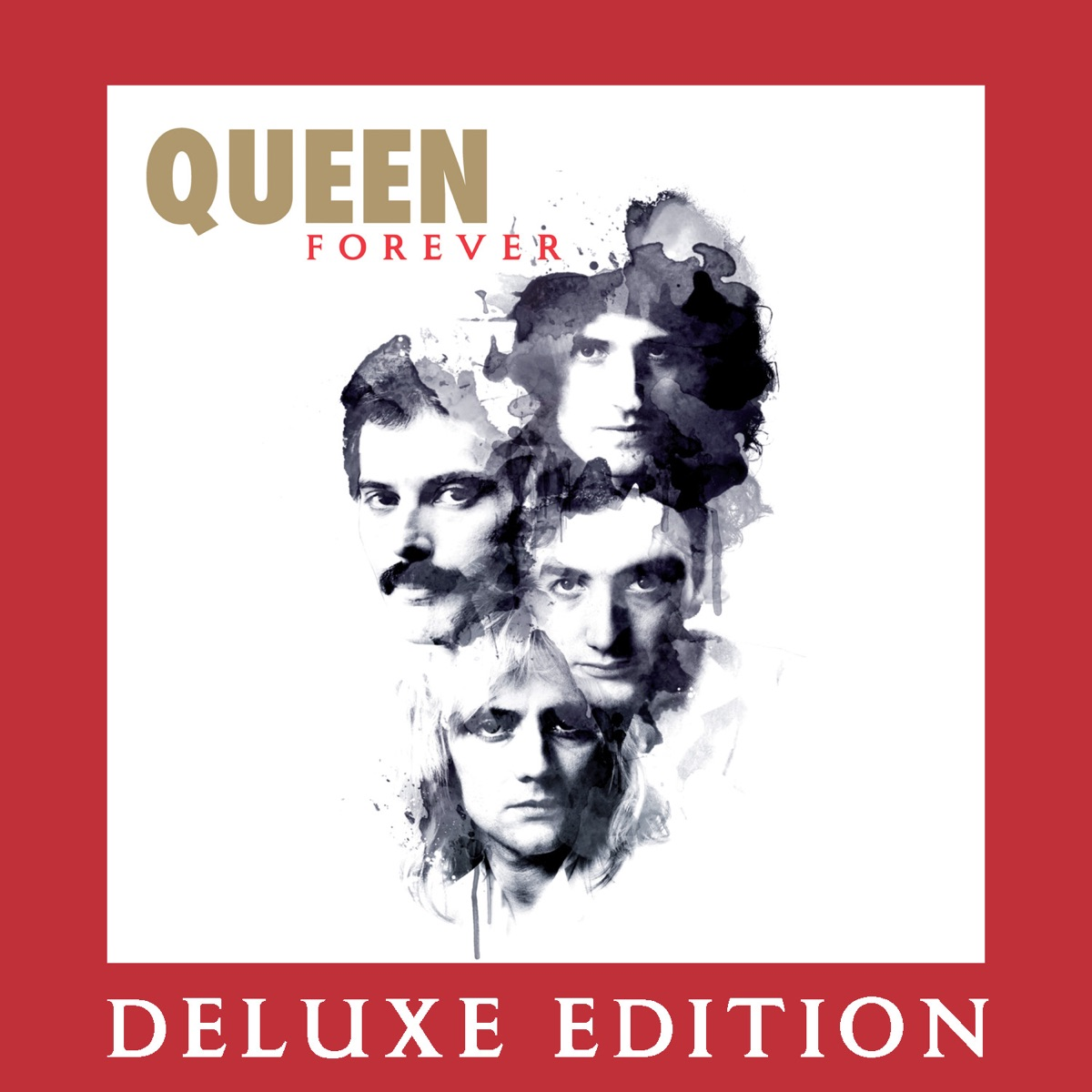 Forever Deluxe Edition Queen CD cover