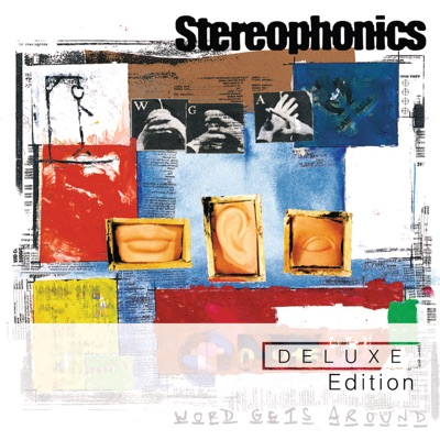 Word Gets Around (Deluxe Edition) - Stereophonics
