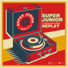SUPER JUNIOR - REPLAY - The 8th Repackage Album - EP artwork