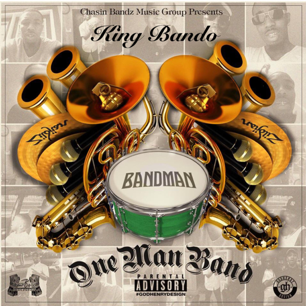 ‎One Man Band by King Bando