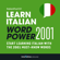 Innovative Language Learning - Learn Italian - Word Power 2001: Intermediate Italian #4 (Unabridged)
