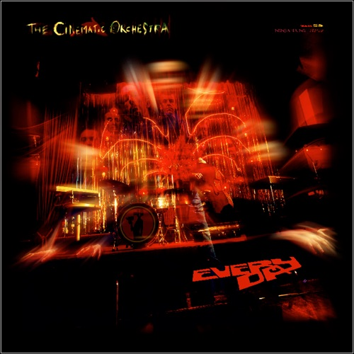 The Cinematic Orchestra - Semblance - Single