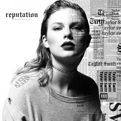 Taylor Swift - reputation постер