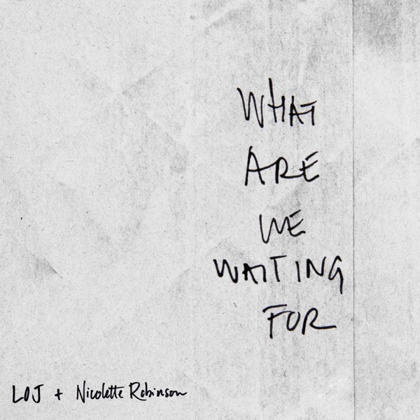 What Are We Waiting For (feat. Nicolette Robinson) - Single