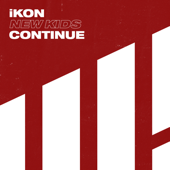 NEW KIDS : CONTINUE-iKON