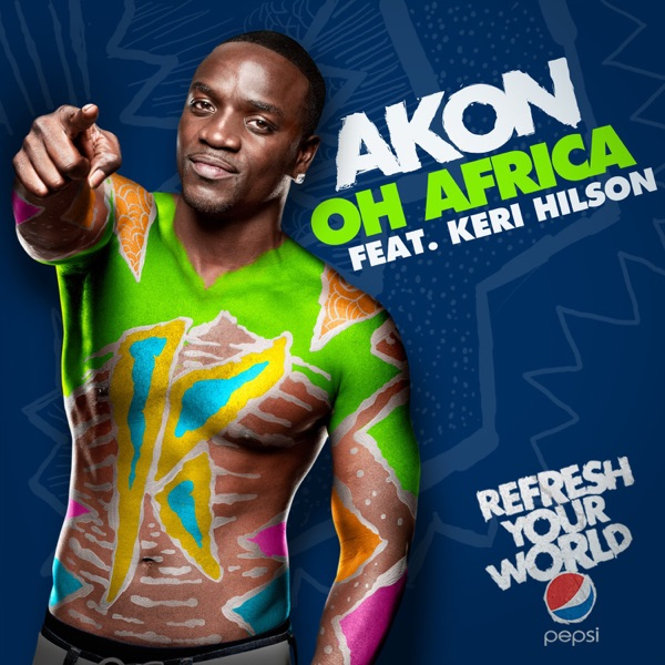 Oh Africa (Pepsi Version) [feat. Keri Hilson] - Single