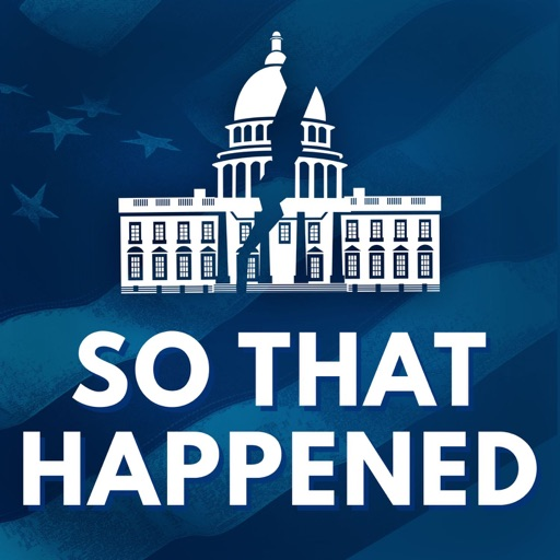 Cover image of So That Happened
