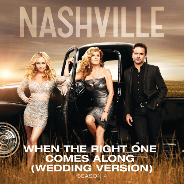When the Right One Comes Along (feat. Clare Bowen & Sam Palladio) [Wedding Version with Strings] - Single