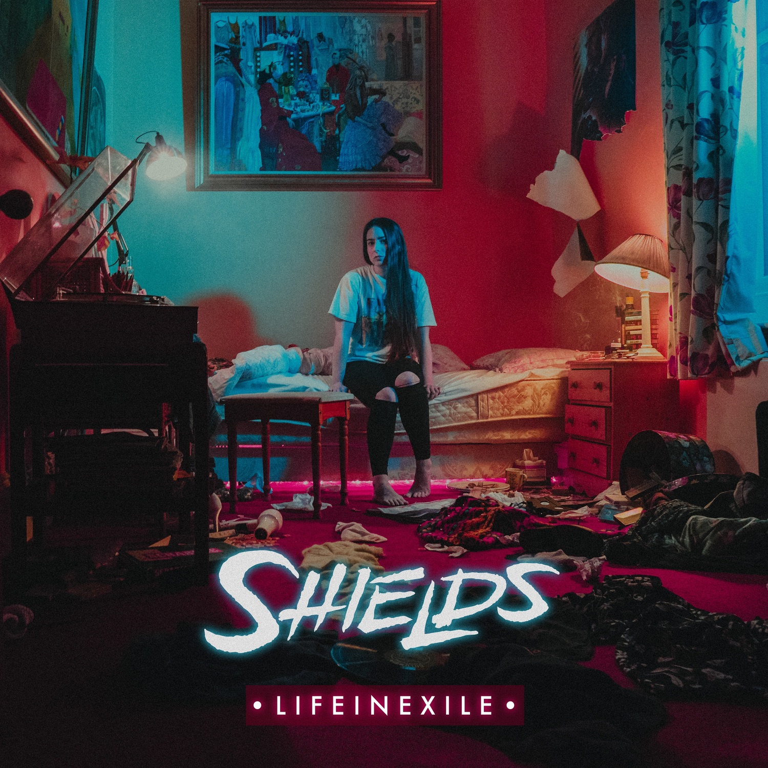 Shields - Life in Exile (2018)