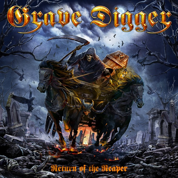 Grave Digger mit Rebellion