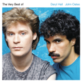 The Very Best Of Daryl Hall & John Oates (Remastered)-Daryl Hall & John Oates