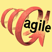 Podcast cover art for Agile FM