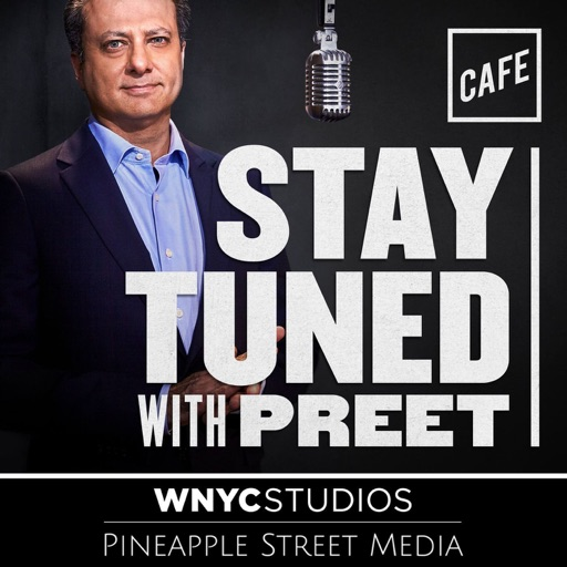 Cover image of Stay Tuned with Preet