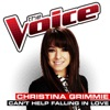Can t Help Falling In Love The Voice Performance Single