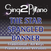 [Download] The Star Spangled Banner (Key of Ab - Traditional) [Piano Karaoke Version] MP3