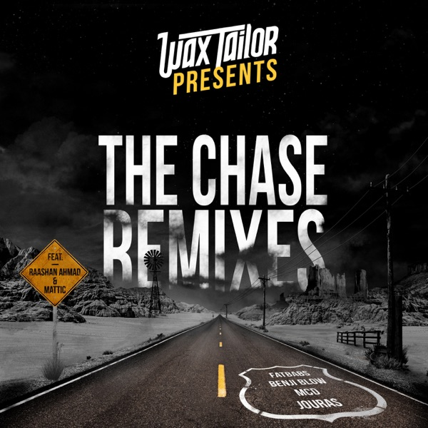 Wax Tailor - The Chase (Remixes) - EP