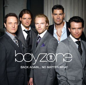 Boyzone - Life Is a Rollercoaster (Live)
