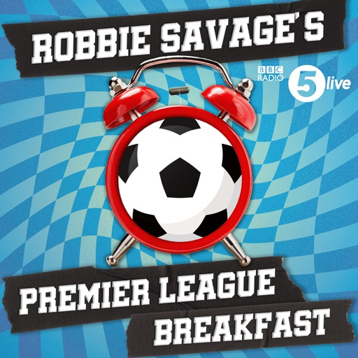 Cover image of Robbie Savage's Premier League Breakfast