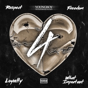 YoungBoy Never Broke Again - I Am Who They Say I Am feat. Kevin Gates and Quando Rondo