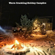 Warm Crackling Holiday Campfire - Fire Sounds